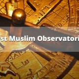 First Muslim Observatories