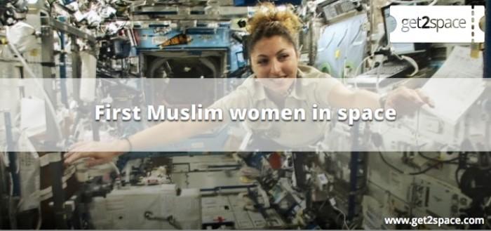 first Muslim women in #space is Iranian-American Anousheh Ansari