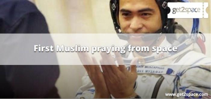 Praying in Space