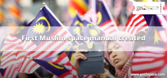 Creation of Space manual for Muslim
