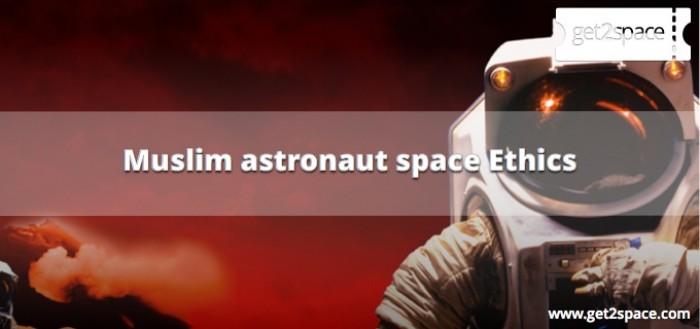Muslim Space Ethics