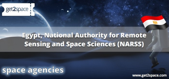 Egypt, National Authority for Remote Sensing and Space Sciences