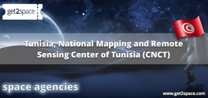 Tunisia, National Mapping and Remote Sensing Center of Tunisia