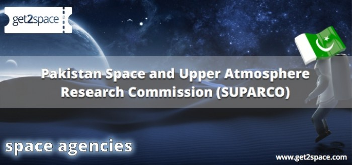 Pakistan Space and Upper Atmosphere Research Commission