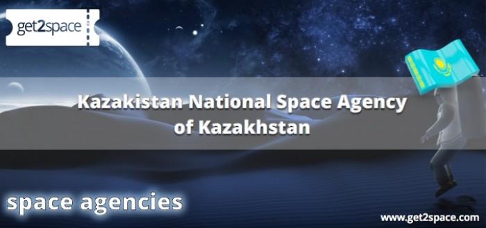 Kazakistan National Space Agency of Kazakhstan